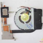 Used Dell 14Z 5423 Discreet Heatsink with Fan