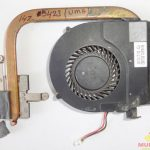 Used Dell 14Z 5423 UMA Heatsink with Fan
