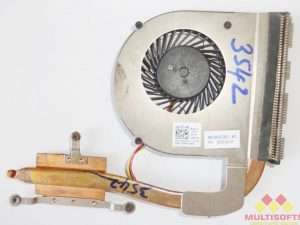 Used Dell 3541 3542 3543 UMA Heatsink with Fan