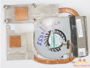 Dell-5520-7520-Discreet-Heatsink-with-Fan