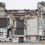 Used Dell E6410 Bottom Case