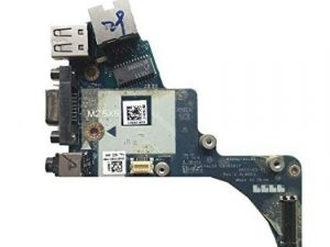 Used Dell E6420 USB VGA LAN Board