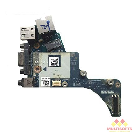 Dell-E6420-USB-VGA-LAN-Board