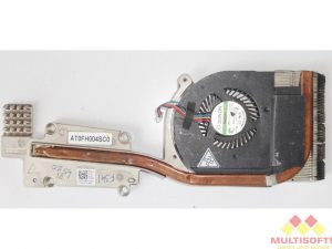 Dell-E6520-Discreet-Heatsink-with-Fan