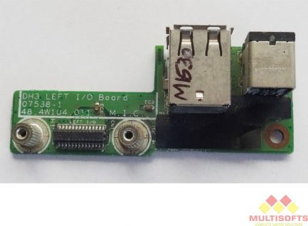 Dell-M1530-Laptop-DC-Jack-USB-Board