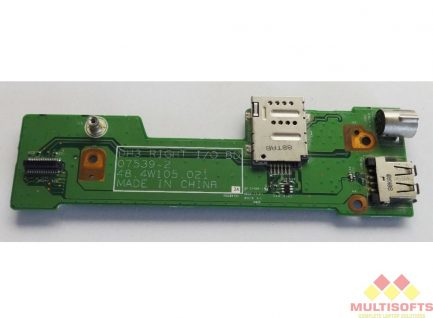 Dell-M1530-USB-Port-S-Video-Board