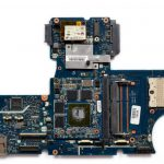 HP 8540P 8540W Discreet Laptop Motherboard