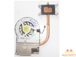 HP-DV6-3000-Series-UMA-Heatsink-with-Fan