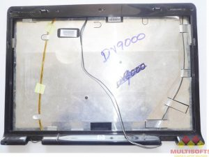 HP-DV9000-LCD-Rear-Case-with-Front-Bezel