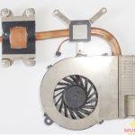 HP G4 G6 G7 1000 Series Discreet Heatsink with Fan