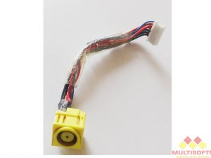 Ibm Lenovo T510 T520 T530 W520 W530 Power Jack