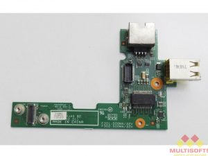 Lenovo L430 USB Port Ethernet Network Port Board
