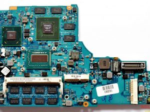 Sony MBX261 I7 Discreet Laptop Motherboard