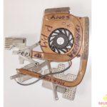 Sony MBX177A Discreet Heatsink with Fan