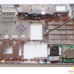 Used Dell 1555 1557 1558 Bottom Case