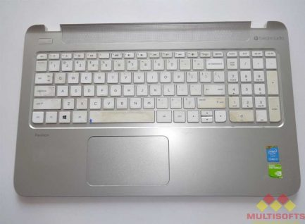 Used HP 15P Palmrest with Keyboard