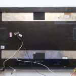 Used Lenovo G50 80 LCD Rear Case with Front Bezel