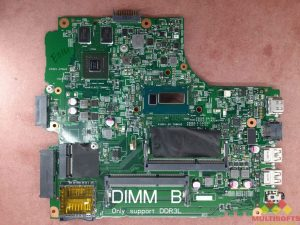 Dell 14 3457 5437 I3 Discreet Laptop Motherboard