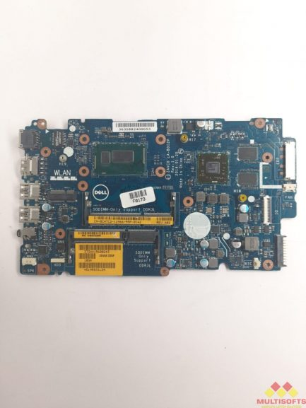 Dell 15 5547 5447 I5 4th Gen Discreet Integrated CPU Laptop Motherboard 1 scaled