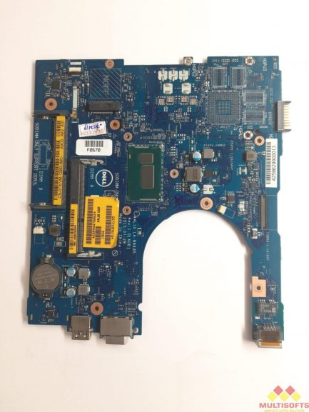 Dell 15 5558 14 5458 3458 3558 I3 4th Gen UMA VGA Integrated CPU Laptop Motherboard 2 scaled