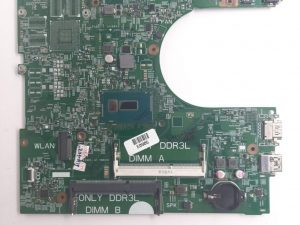 Dell 15 5558 14 5458 V3458 3558 I3 5th Gen UMA Integrated CPU Laptop Motherboard 1 scaled