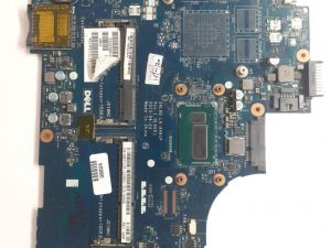 Dell 15R 3537 5537 I3 4th Gen UMA Laptop Motherboard
