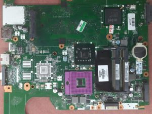 HP Cq61 Intel Laptop Motherboard