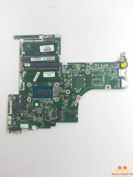 Hp 15AB UMA I3 5th Gen Integrated CPU Laptop Motherboard 2 scaled