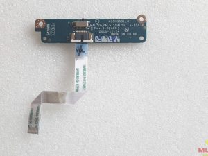 Dell E6420 Power ON OFF Switch Button Board
