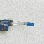 HP 640 G1 645 G1 Power Button Switch Board with Cable
