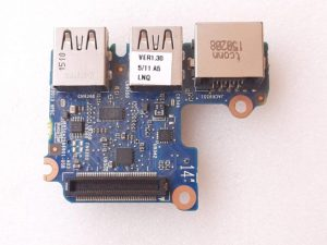 HP 640 G1 645 G1 USB Ethernet Card Reader Board