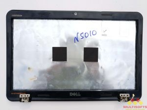 Used Dell N5010 LCD Rear Case With Front Bezel
