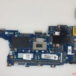HP 840 G3 I5 6TH Gen UMA Integrated CPU Laptop Motherboard