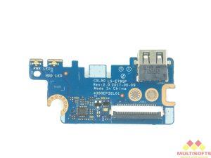 Used HP 15BS 250 255 G6 USB Card Reader Board