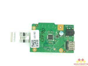 Used IBM Lenovo B480 B490 M490 Audio USB Card Reader Board