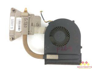 Used IBM Lenovo G580 Heatsink With Fan