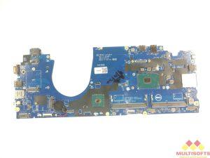 Dell 5580 UMA I5 6th Gen Integrated CPU Laptop Motherboard