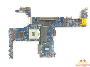 HP 8470P 8470W Discreet Laptop Motherboard