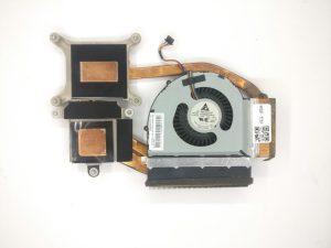 Used Lenovo W530 Discreet Heatsink with Fan